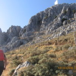 cima monte, isola tavolara, escursione